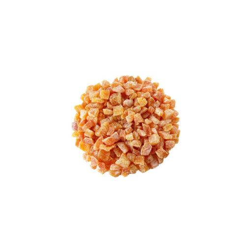 Tørrede abrikos tern