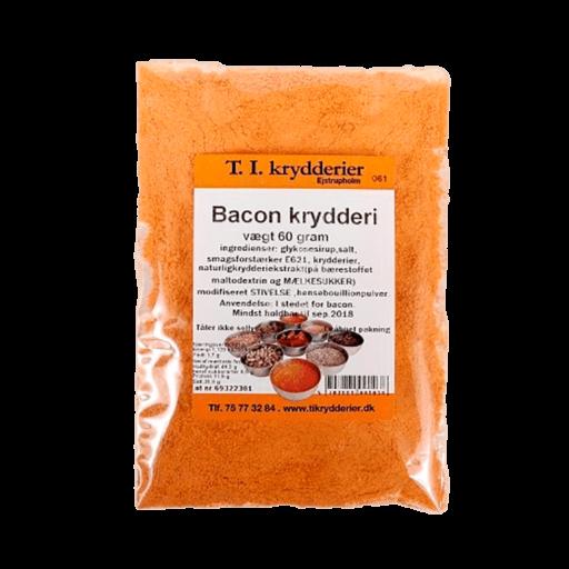 Bacon krydderi 60 g