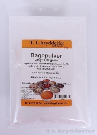Bagepulver 150 g