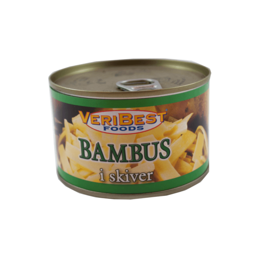 Bambusskud i skiver -0