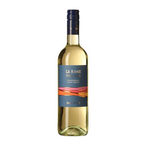 Castello Banfi, Le Rime Chardonnay & Pinot Grigio (Hvidvin)