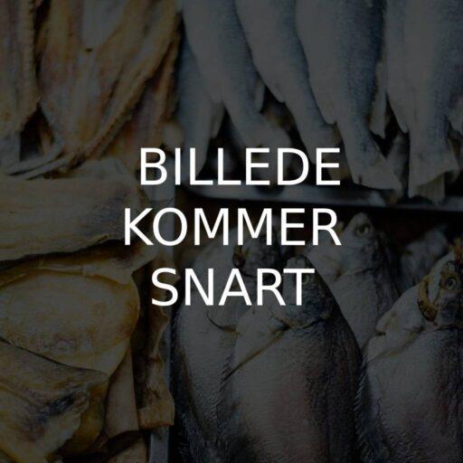 Hellefisk uden skind 1 kg.
