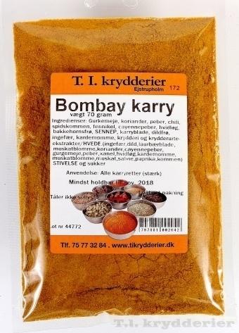 Bombay Karry 70 g