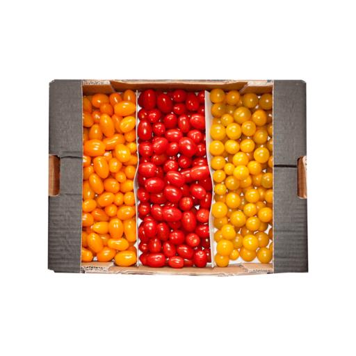 Cherrytomater mix 3 kg/ks BEL