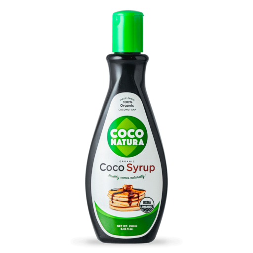 Coco Natura – Økologisk kokos sirup 250 ml