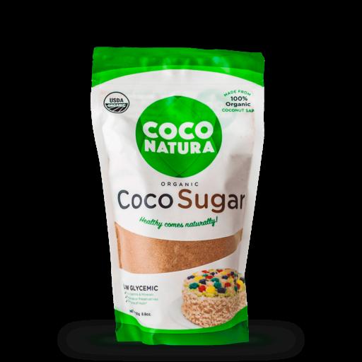 Coco Natura – Økologisk kokossukker 250 g