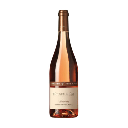 Ferraton Père & Fils, Côtes du Rhône, Rosé Samorëns (Rosévin)