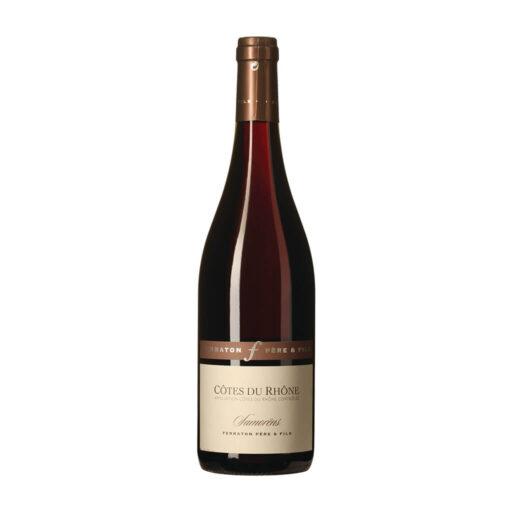 Ferraton Père & Fils, Côtes du Rhône, Rouge Samorëns (Rødvin)