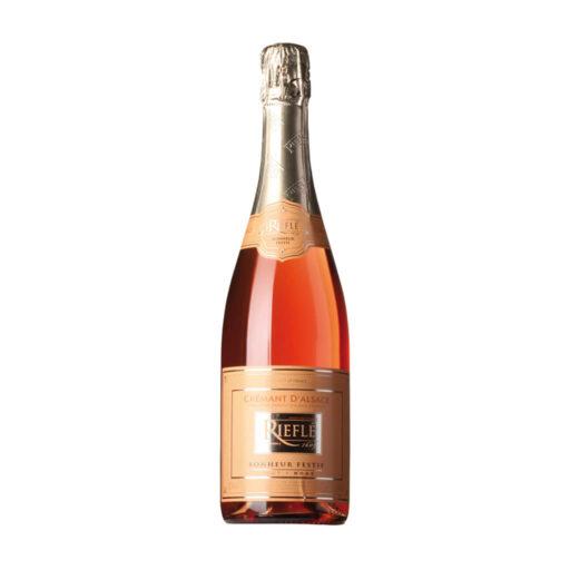 Riefle Crémant d'Alsace, Brut Rosé Organic (Mousserende)