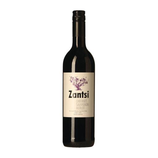 Darling Cellars, Zantsi, Cabernet Sauvignon / Merlot (Rødvin)