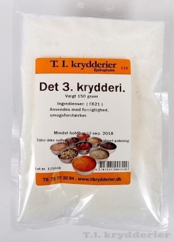 det 3. krydderi