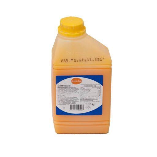 Pasteuriserede æggeblommer (1 kg)