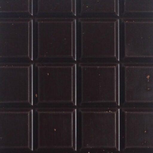 extra mørk chokolade