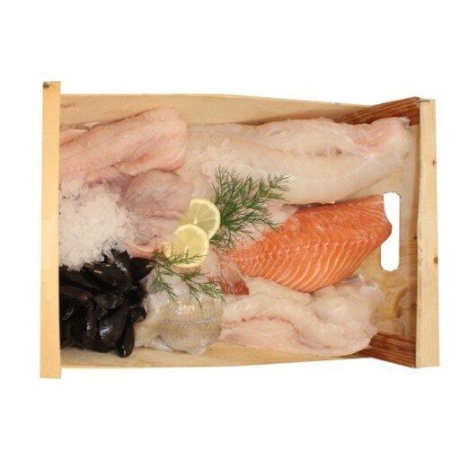 Fiskekasse luksus