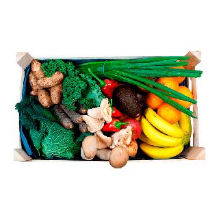 Frugt- og grøntkurve