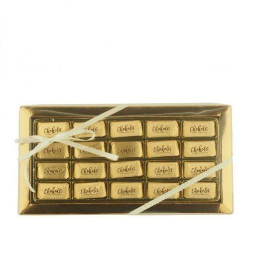 Gianduiotti Classic guld gaveæske