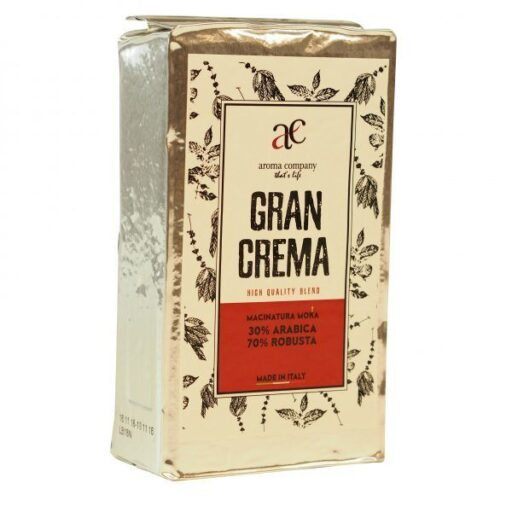 Aroma Company - Gran Crema 250 gram