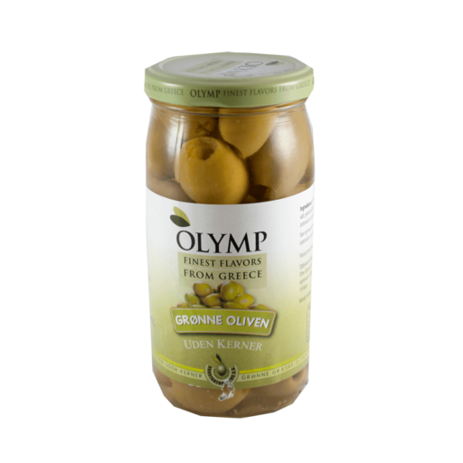 Oliven Grønne Olymp u/sten 370 c