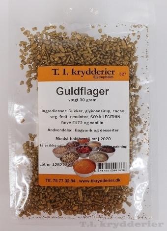 Krymmel Guldflager 50 g