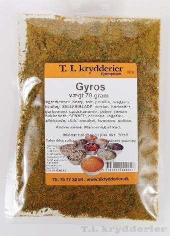 Gyros 60 g