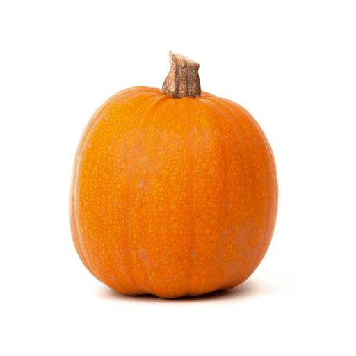 Halloween græskar 1 stk DK