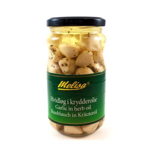 Hvidløg med krydderurter 370 g