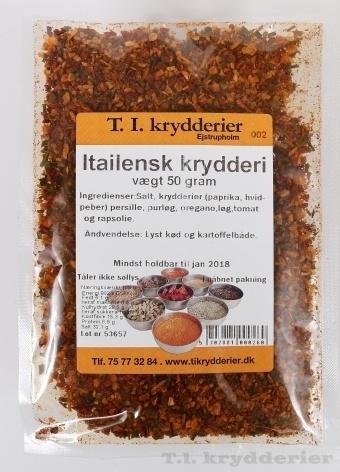 Italiensk krydderi 50 g