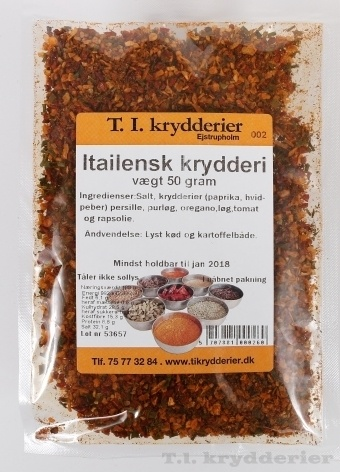 Italiensk krydderi