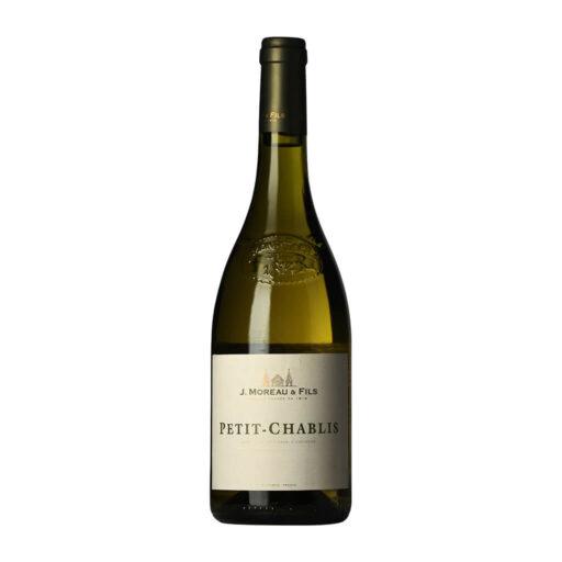 J. Moreau & Fils, Petit-Chablis, Bourgogne (Hvidvin)