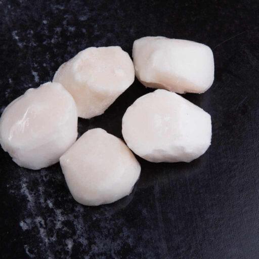 Kammuslinger 1 kg. (frost)
