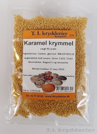 Karamel krymmel