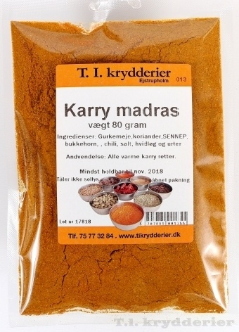 Karry madras