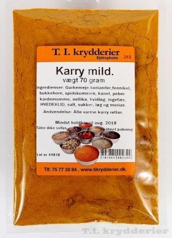 Karry mild