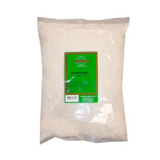 Kokosmel medium 1 kg
