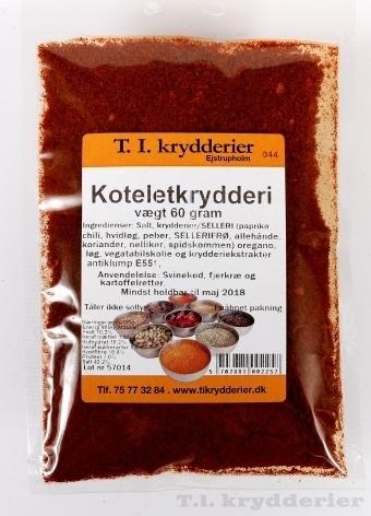 Kotelet krydderi 60 g