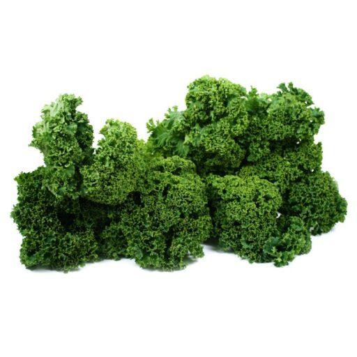 Hakket grønkål klar til brug 500 gr/ps