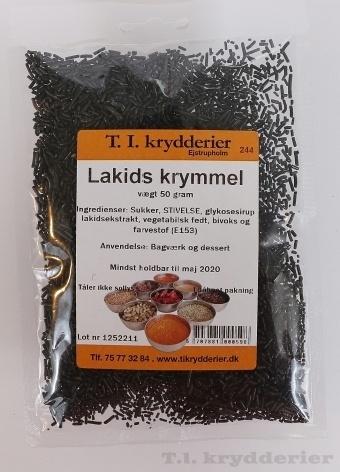 Krymmel Lakrids 50 g