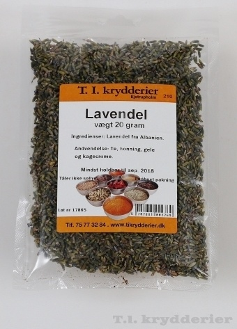 Lavendel 20 g