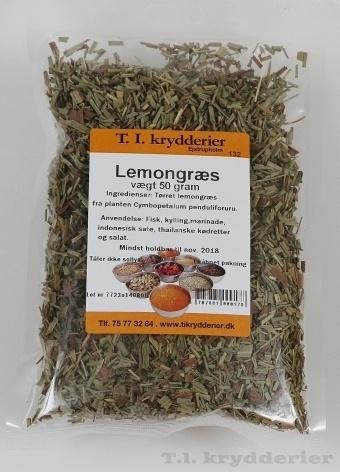Lemongræs 50 g