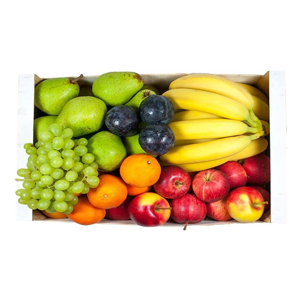 Lille frugtkurv