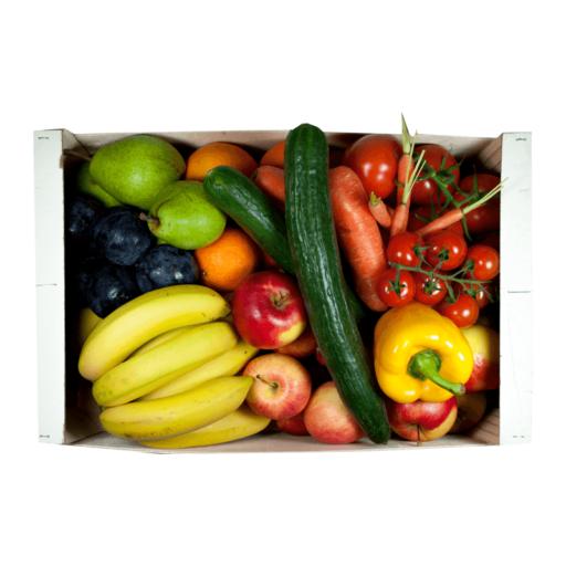 Lille frugt- og grøntkurv
