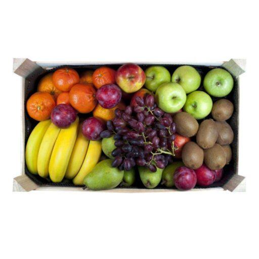 mellem frugtkurv