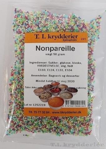 Krymmel Nonpareille 50 g