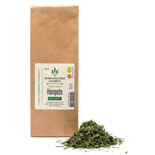 Økologisk hamp te 50g