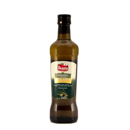 Økologisk Jomfru Olivenolie 500 ml