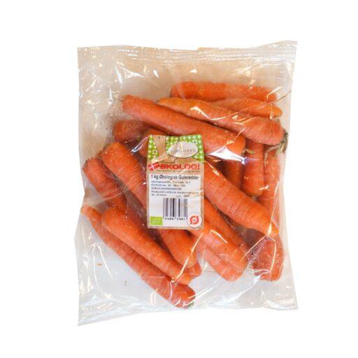 Gulerødder - Økologisk-0