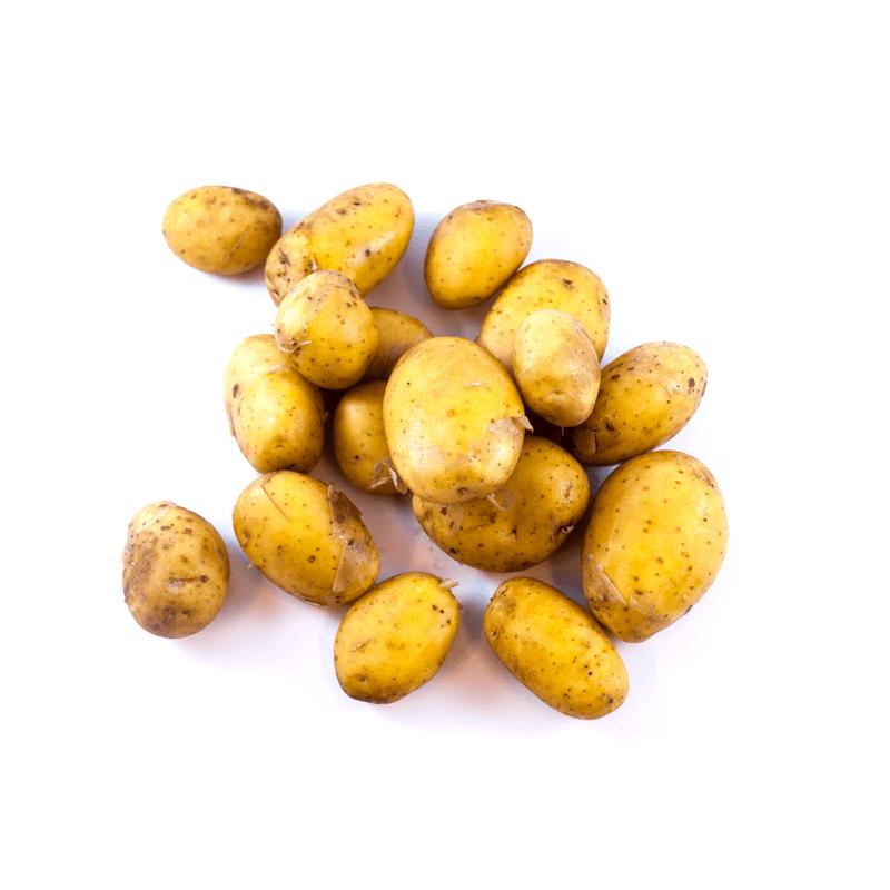Økologiske kartofler 1 kg.
