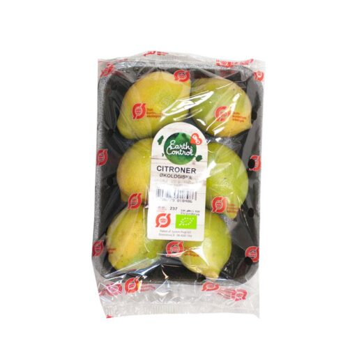 Økologisk Citron 500 gr.