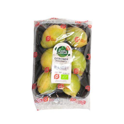 Citron - Økologisk-0