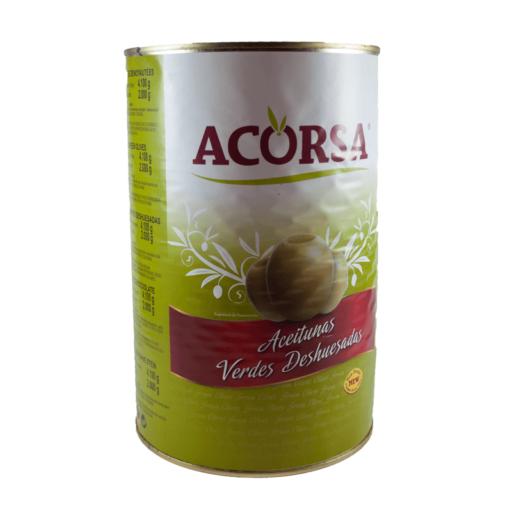 Oliven Grønne 5 kg u/Sten